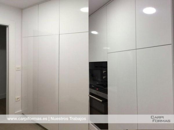Muebles de cocina integrados